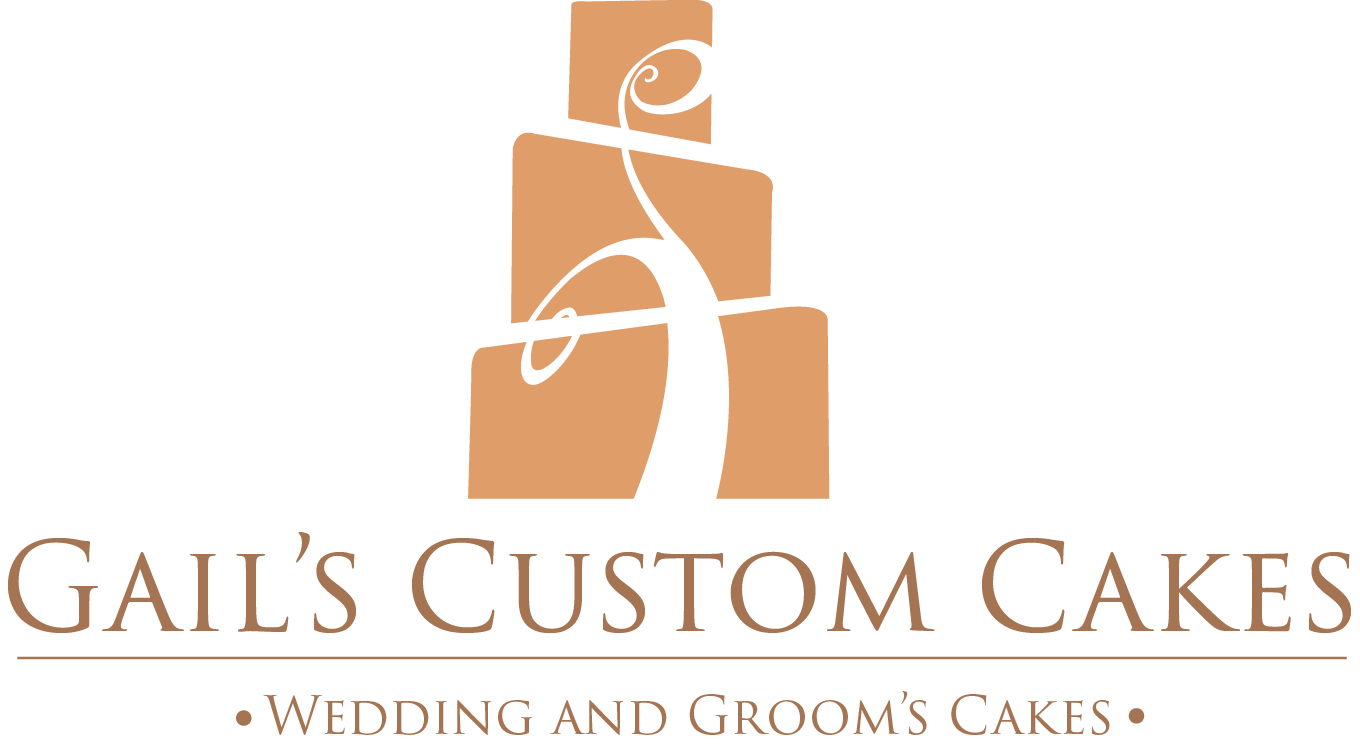Gails Custom Cakes Logo Knoxville TN