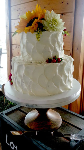Best Wedding Cakes Knoxville | Wedding Cakes Knoxville | Custom Wedding Cake